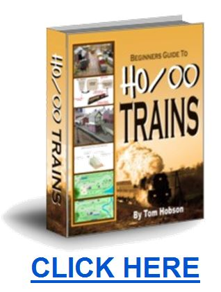 book on HO scale model trains