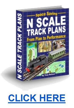 buy N scale book of track plans