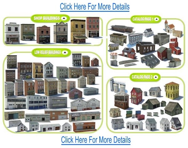 photograph regarding Printable Buildings called Scale Delivery Container Products - Design and style Constructions